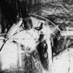 john ros figures in motion (after muybridge), 2001 monotype