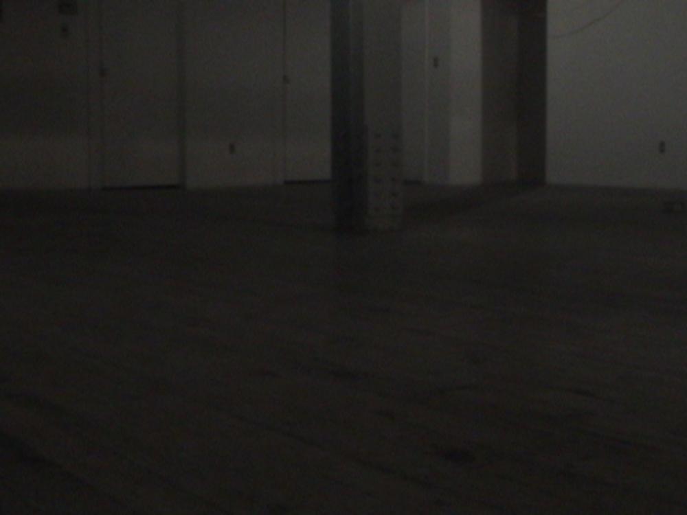john ros installation, hysterical impetus, 2004