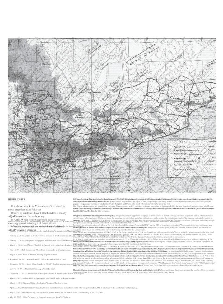 john ros war maps (001-005), 2012-2013, digital prints