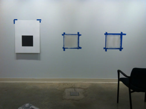 john ros installation, untitled (potential energy no. 003), 2013