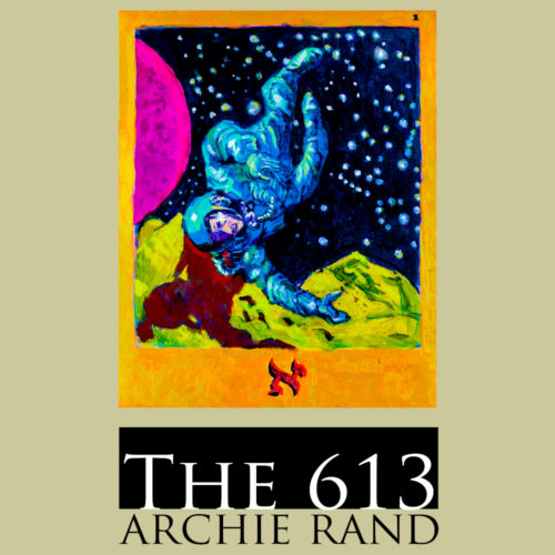 11 september – 13 october 2018 the 613 by archie rand curated by john ros duke hall gallery of fine art harrisonburg, virginia