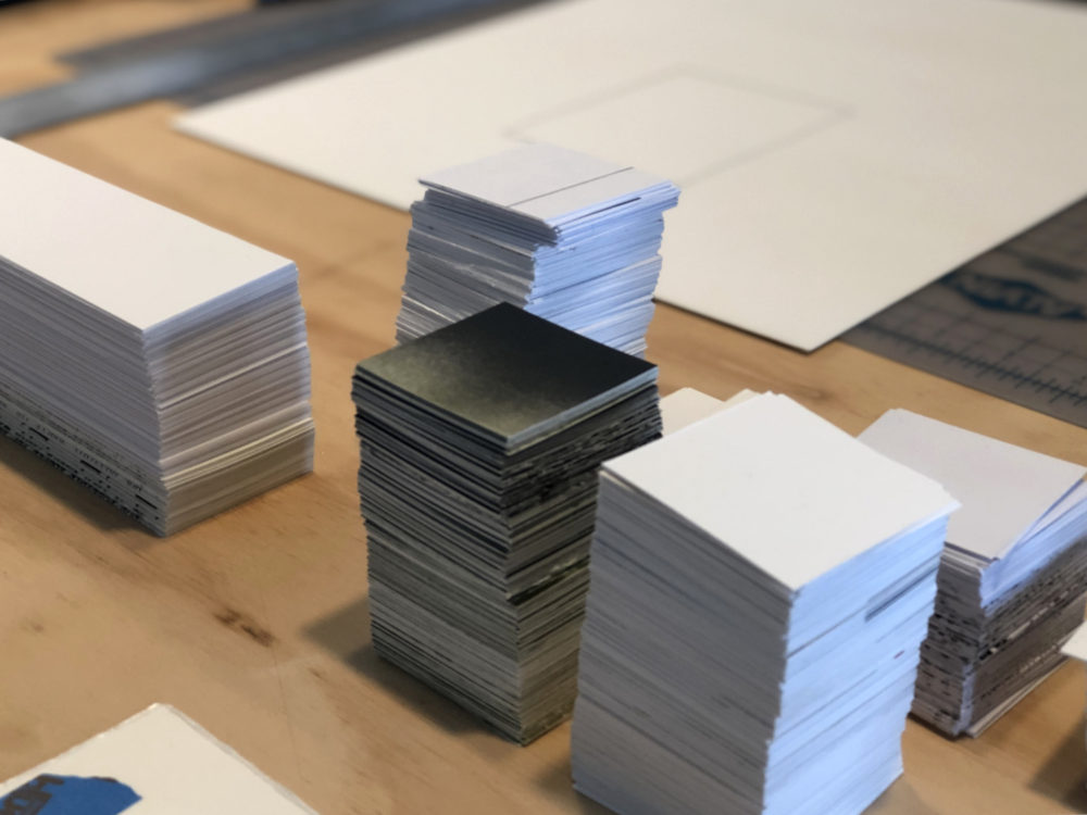 john ros installation artist brooklyn new york mixed media archive in-process