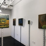 fiona buchanan: two sunsets springbreak art show curated by john ros