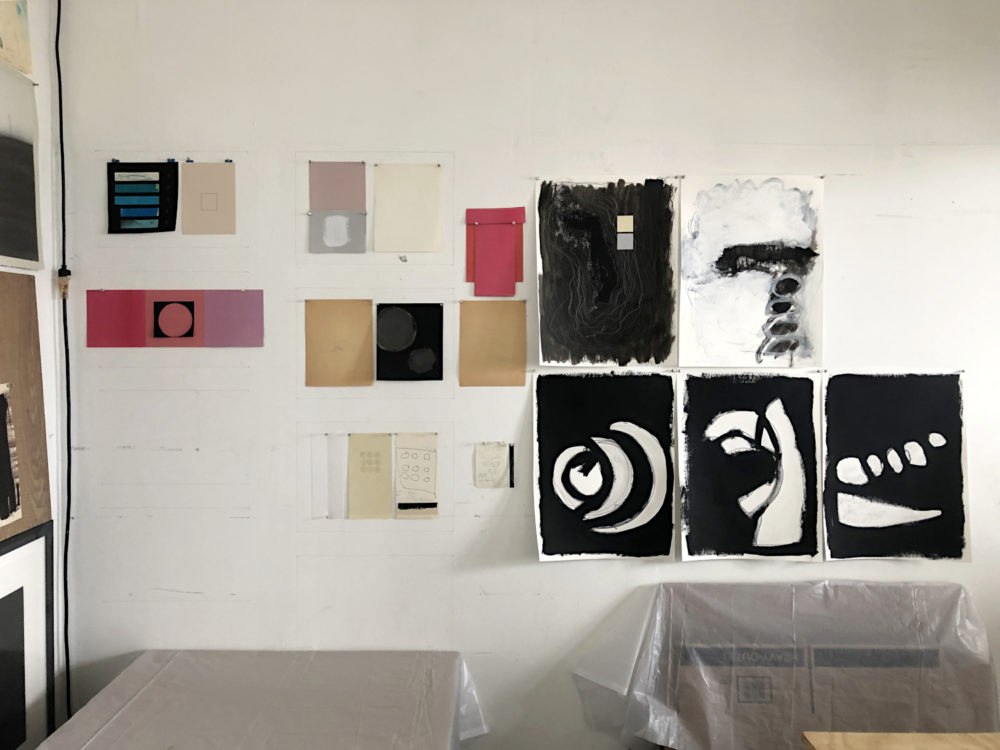 john ros installation artist brooklyn new york mixed media