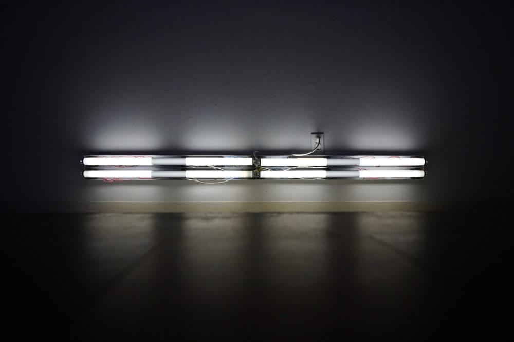 john ros untitled: (top drawer), 2017 mixed media installation