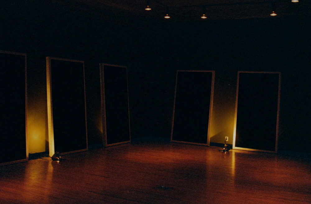 john ros installation, the processes of knowledge, 2004